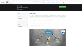 DBSync Cloud Data Replication Cloud Management App