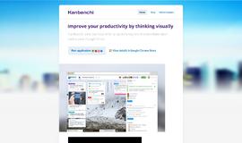 Kanbanchi Task Management App