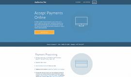 Authorize.Net Payment Processing App