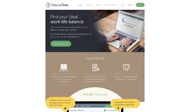 RescueTime Time Management App