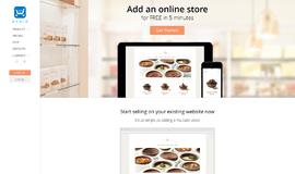 Ecwid eCommerce App
