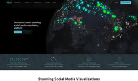 NUVI Social Media Marketing App