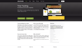 Clockodo Time Management App