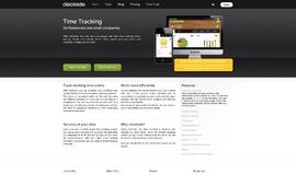 Clockodo Time Management App