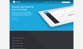 Elastica CloudSOC Data Security App