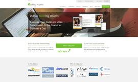 Veeting Rooms Chat and Web Conferencing App