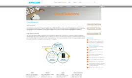 Cloud Deployed Epicor ERP ERP App