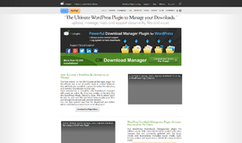 CM Downloads Manager File Sharing Software App