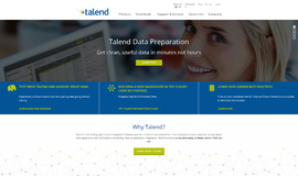Talend Business Intelligence App