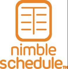 Nimble Schedule