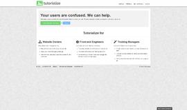 Tutorialize Presentations App