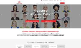 CloudCherry Feedback Management App