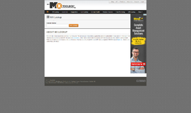 MXToolbox Web Hosting App