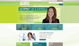 UltiPro HR Administration App