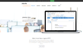 Jobvite Hire HR Administration App
