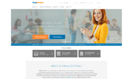 RingCentral VOIP App