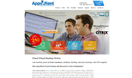 Cloud Desktop Online Remote Access App