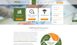 TRAXPayroll Solutions Time Management App