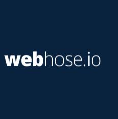 Webhose.io API
