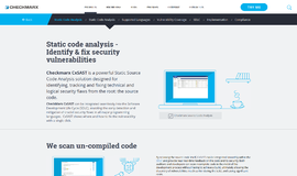 Checkmarx CxSAST Data Security App