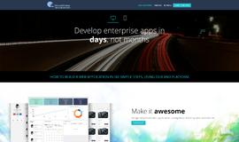 WaveMaker Platform Development Tools App