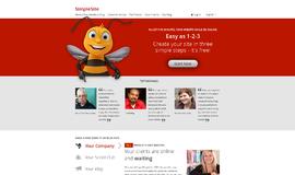 Simplesite Web Hosting App