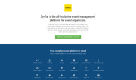 Dryfta Event Management App