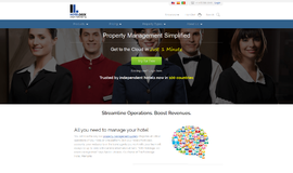 Hotel Property Management Software Cloud Management App