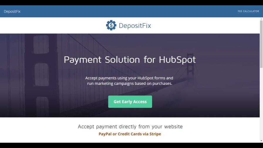 DepositFix | DiscoverCloud