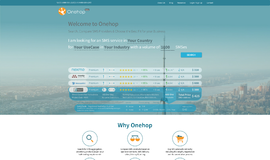 Onehop Affiliate Marketing App