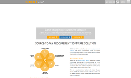 SMART by GEP - Cloud Procurement Software Supply Chain Management App
