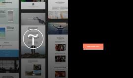 Tilda Publishing Website and Blog App