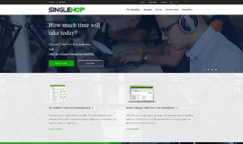 SingleHop Cloud Management App