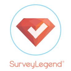 SurveyLegend Surveys and Forms App