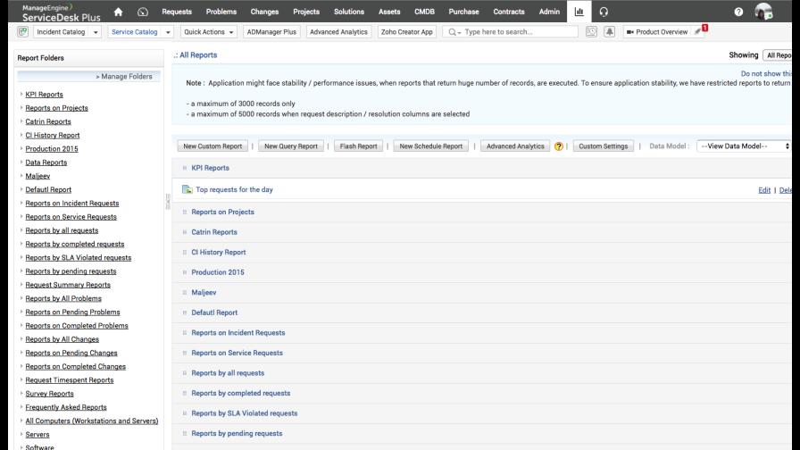 ManageEngine ServiceDesk Plus | DiscoverCloud