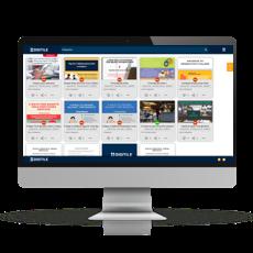 Digitile File Sharing Software App