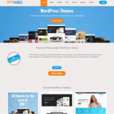 WordPress themes Web Development App