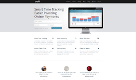 Paydirt Billing Time Management App