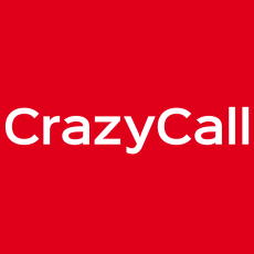 CrazyCall Sales Process Management App