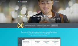 Engagor Social Media Marketing App
