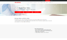 InsideView Sales Intelligence App