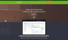 Infusionsoft Sales Process Management App