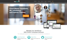 Timesheets Time and Expense App