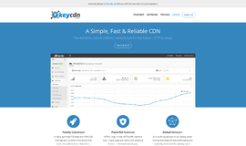 KeyCDN Cloud Integration (iPaaS) App