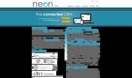 NeonCRM CRM App
