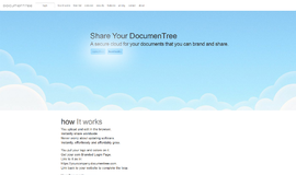 DocumenTree File Sharing Software App