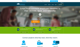 JumpCloud Cloud Management App