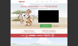 Digimind Analytics Software App