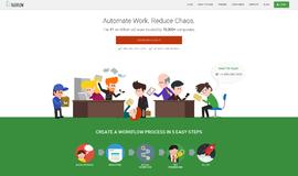 KiSSFLOW Business Process Management App