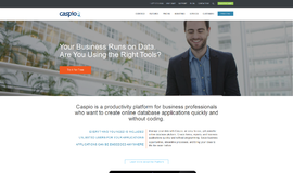 Caspio Development Tools App
